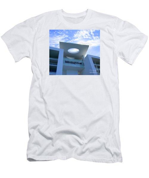 Hotel Encanto 7 Men's T-Shirt (Slim Fit) by Randall Weidner