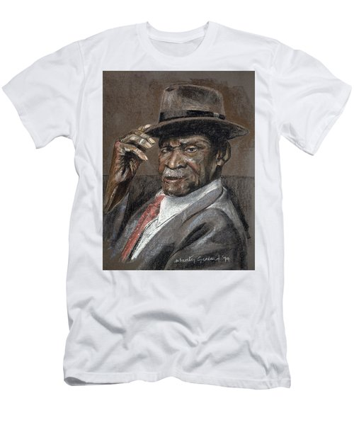 Howdy Ma'am Men's T-Shirt (Slim Fit) by Marty Garland