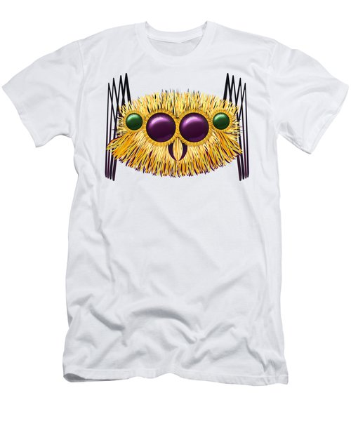 Huge Hairy Spider Men's T-Shirt (Athletic Fit)