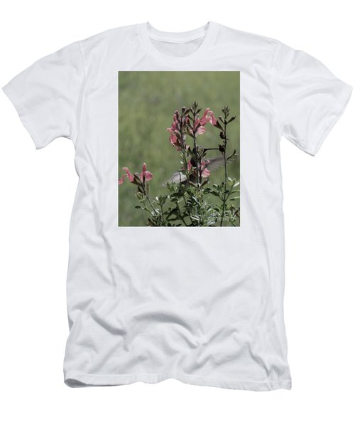 Hummingbird 1 Men's T-Shirt (Athletic Fit)