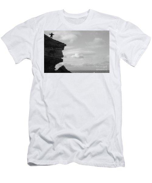 I Am That I Am Men's T-Shirt (Slim Fit)