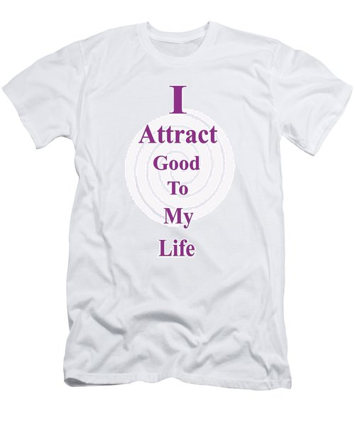 I Attract Men's T-Shirt (Athletic Fit)