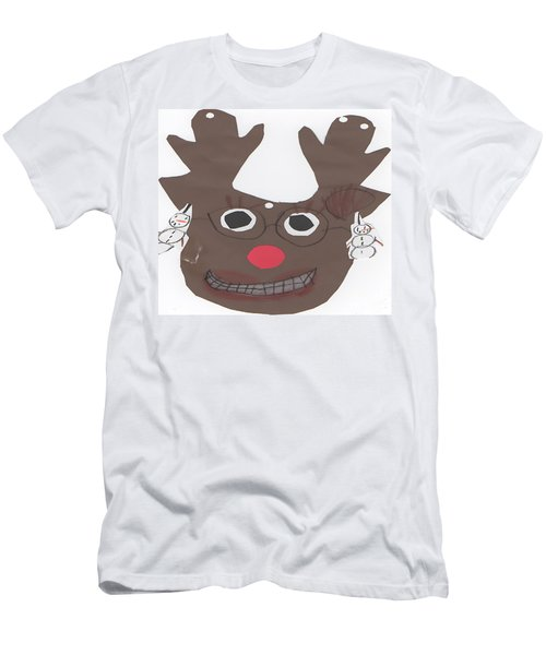 I Just Love Christmas Men's T-Shirt (Athletic Fit)