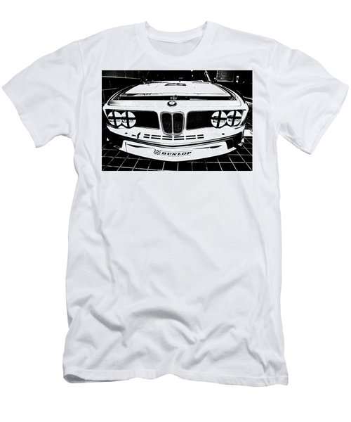 Men's T-Shirt (Athletic Fit) featuring the photograph I M S A  G T O by John Schneider