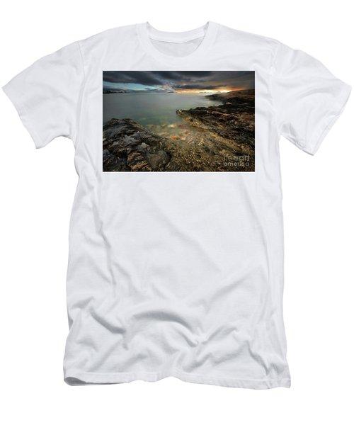 Ibiza Summer Mix 7.0 Men's T-Shirt (Slim Fit) by Yhun Suarez