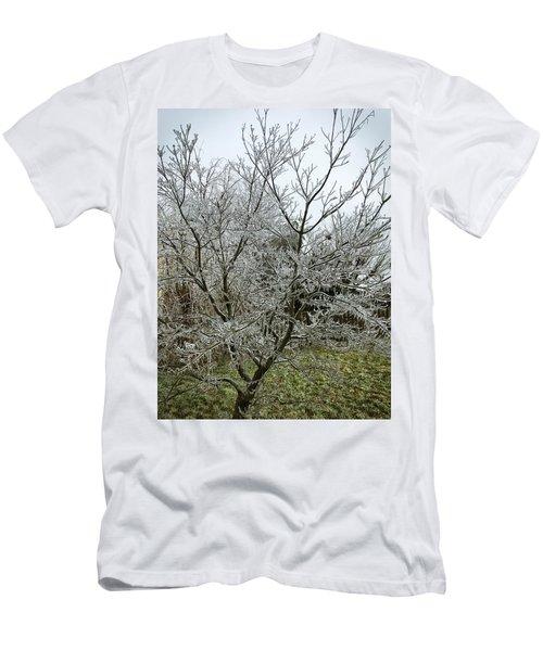 Ice Storm Men's T-Shirt (Athletic Fit)