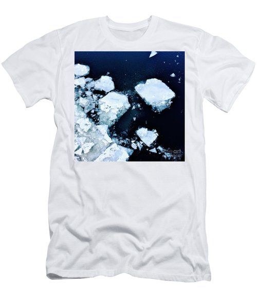 Iced Beauty #1 Men's T-Shirt (Athletic Fit)