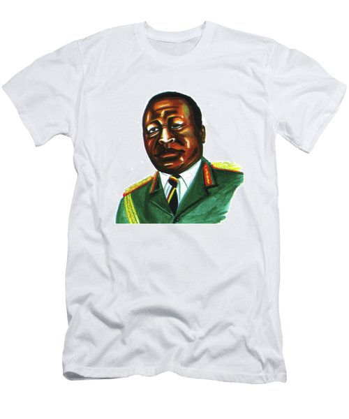 Idi Amin Dada Men's T-Shirt (Athletic Fit)