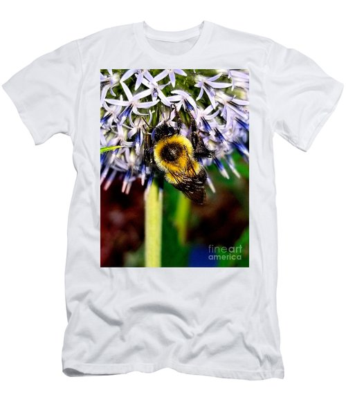 I'll Bee Back Men's T-Shirt (Athletic Fit)