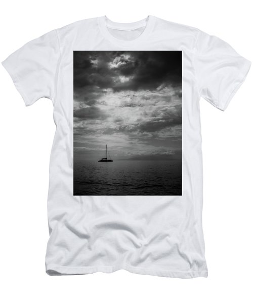 Men's T-Shirt (Slim Fit) featuring the photograph Illumination by Chris McKenna