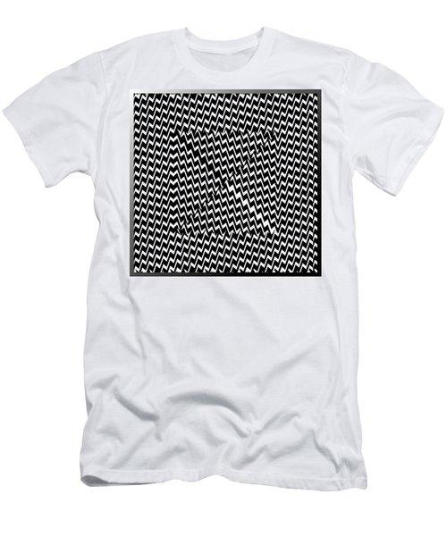 Illusion Exemplified Men's T-Shirt (Athletic Fit)