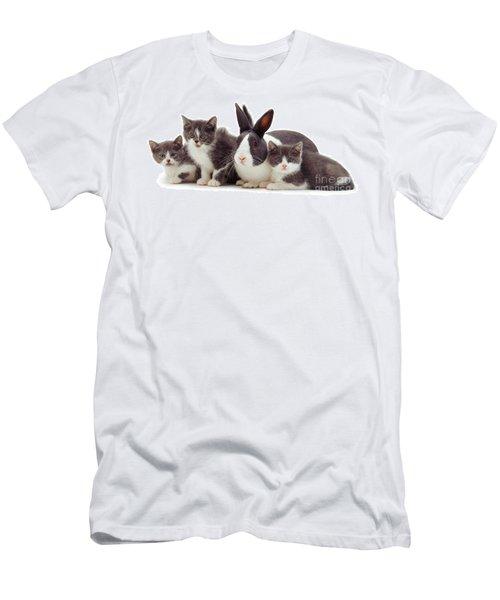 I'm Bun Of The Family Men's T-Shirt (Athletic Fit)