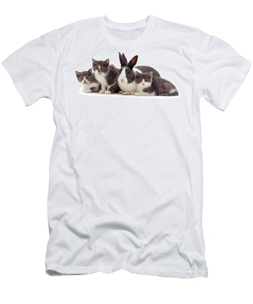 I'm Bun Of The Family Men's T-Shirt (Athletic Fit)