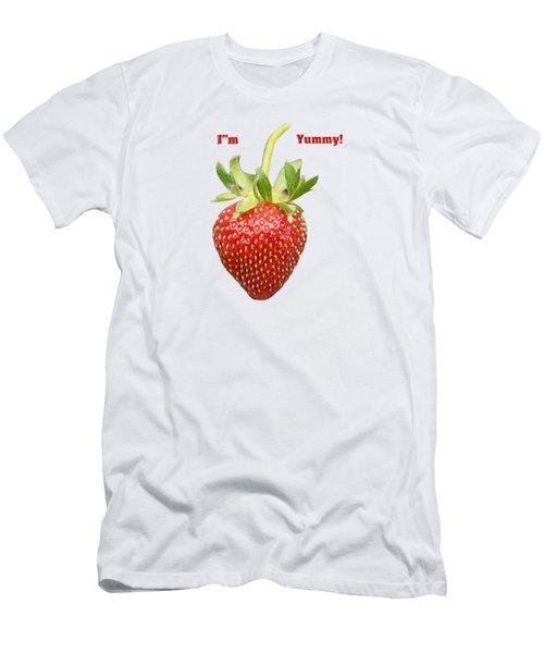 Im Yummy Men's T-Shirt (Athletic Fit)
