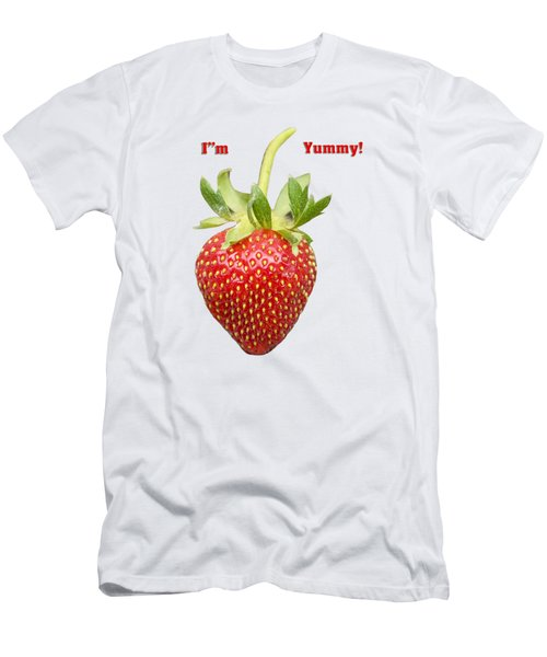 Im Yummy Men's T-Shirt (Athletic Fit)