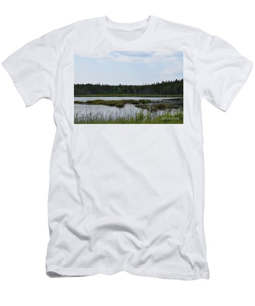 Images From Mt. Desert Island Maine 1 Men's T-Shirt (Athletic Fit)