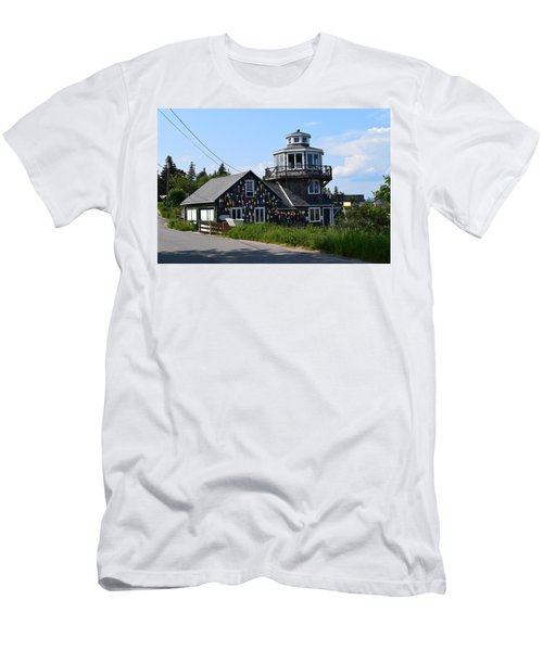 Images Of Maine 4 Men's T-Shirt (Athletic Fit)