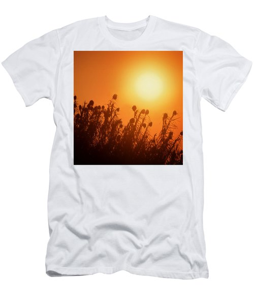 Impalila Island Sunset No. 3 Men's T-Shirt (Athletic Fit)