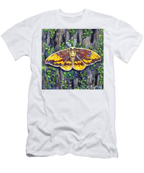 Imperial Moth Men's T-Shirt (Athletic Fit)
