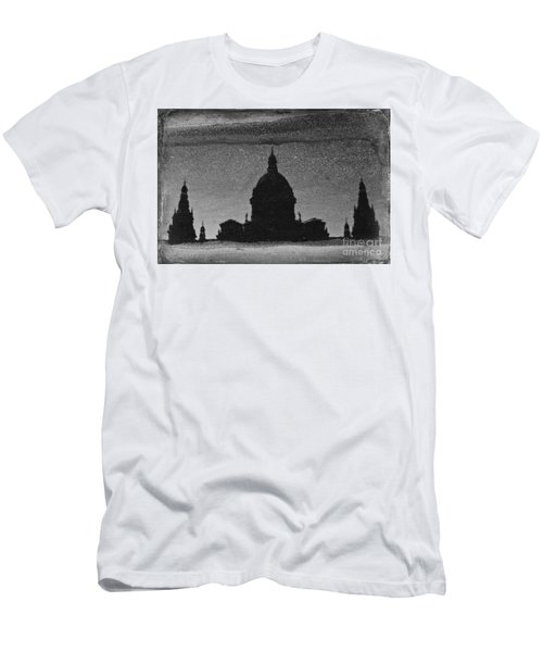 In A Puddle Men's T-Shirt (Athletic Fit)