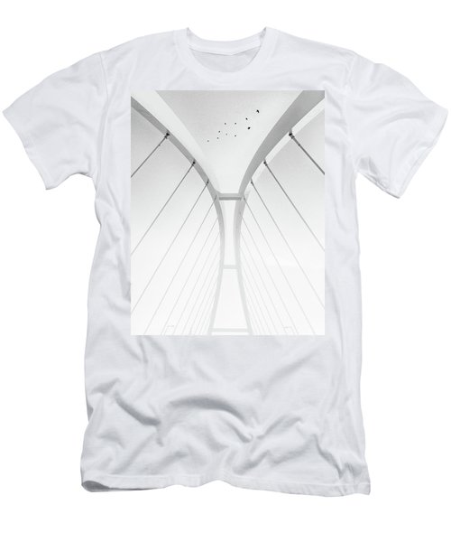 In Between It All Men's T-Shirt (Athletic Fit)