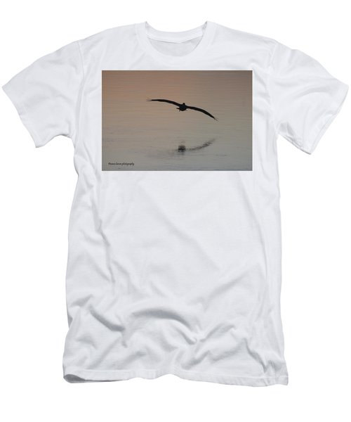 In For The Kill Men's T-Shirt (Slim Fit) by Nance Larson