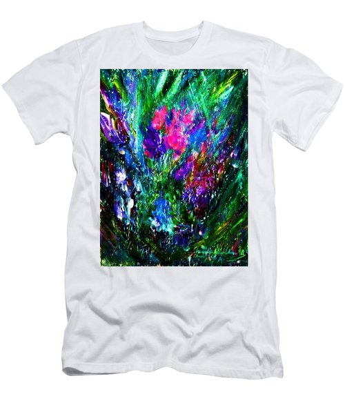 In The Rain Men's T-Shirt (Athletic Fit)
