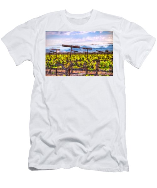 In The Vineyard Men's T-Shirt (Athletic Fit)