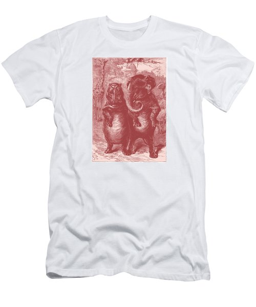 In The Zoo Men's T-Shirt (Athletic Fit)