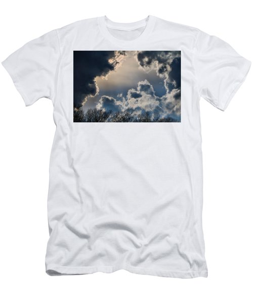 Incredible Clouds Men's T-Shirt (Athletic Fit)
