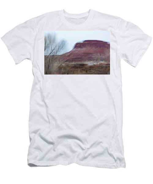 Indian Creek Winter Men's T-Shirt (Athletic Fit)