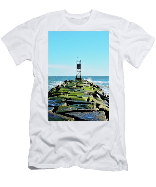 Indian River Inlet Men's T-Shirt (Athletic Fit)