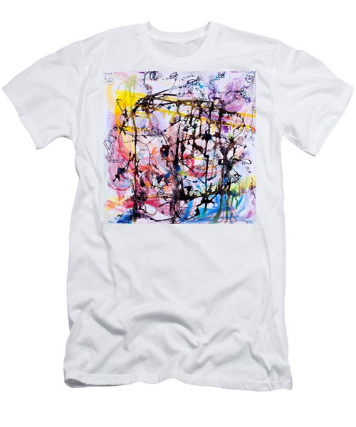 Information Network Men's T-Shirt (Athletic Fit)
