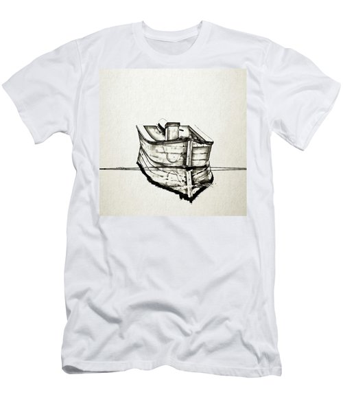 Ink Boat Men's T-Shirt (Athletic Fit)