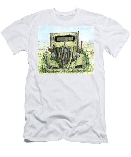 Inktober 2017 No 3 Clr Men's T-Shirt (Athletic Fit)