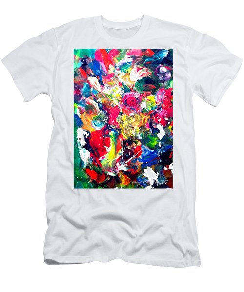 Inside My Mind 3 Men's T-Shirt (Athletic Fit)