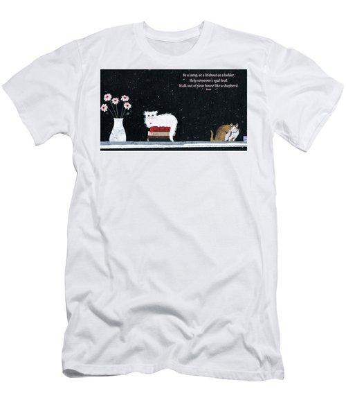 Inspiration Men's T-Shirt (Athletic Fit)
