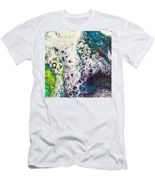 Instagram Men's T-Shirt (Athletic Fit)