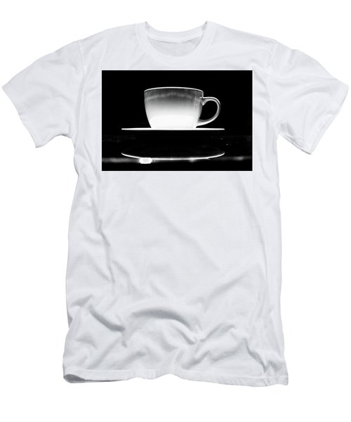 Intimidating Cup Of Coffee Men's T-Shirt (Athletic Fit)