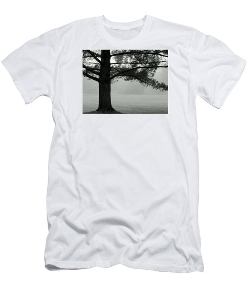 Into The Grey Wide Open Men's T-Shirt (Athletic Fit)