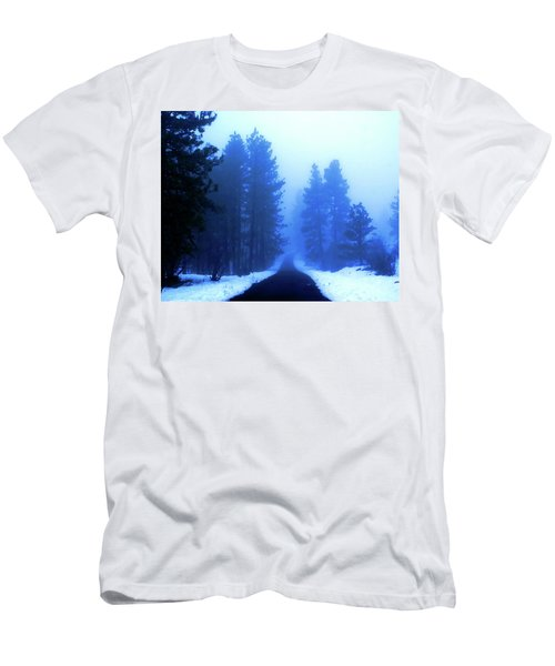 Into The Misty Unknown Men's T-Shirt (Athletic Fit)