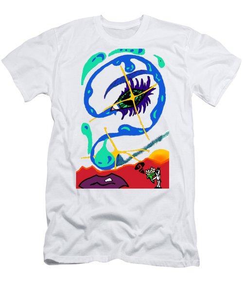iseeU Men's T-Shirt (Slim Fit) by Flyn Phoenix