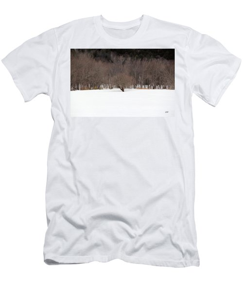 Isolated Men's T-Shirt (Athletic Fit)