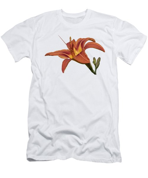 Isolated Lily 2018 Men's T-Shirt (Athletic Fit)