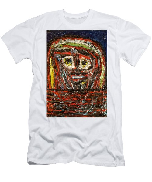 Isolation   Men's T-Shirt (Slim Fit) by Darrell Black