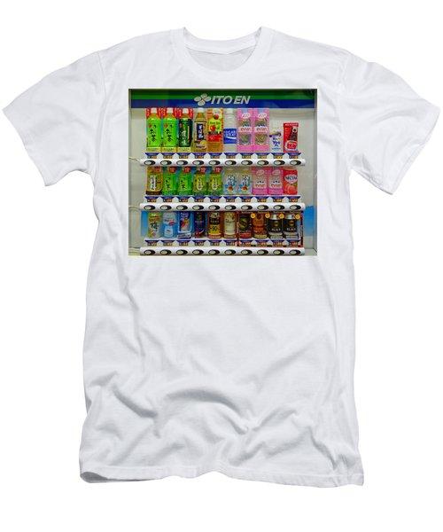 Ito En Vending Men's T-Shirt (Athletic Fit)