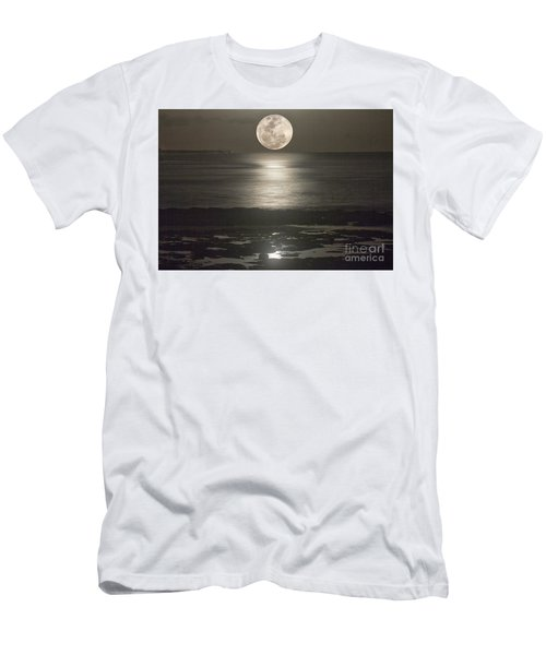 Its Not Just Sunsets Men's T-Shirt (Slim Fit) by Bob Hislop