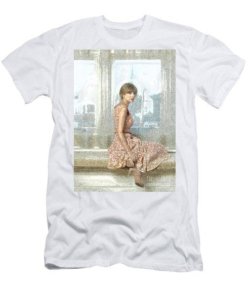 its TS Men's T-Shirt (Athletic Fit)
