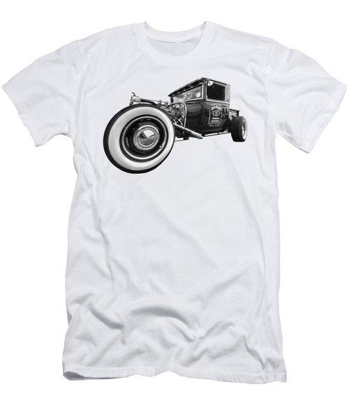 Jack Daniels Vintage Hot Rod Delivery Men's T-Shirt (Slim Fit) by Gill Billington