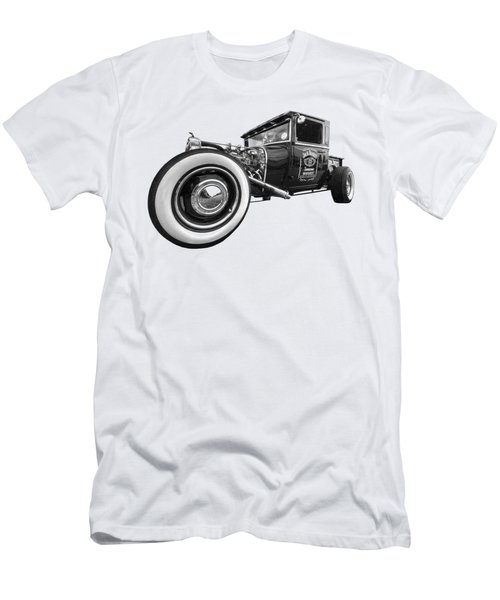 Jack Daniels Vintage Hot Rod Delivery Men's T-Shirt (Athletic Fit)